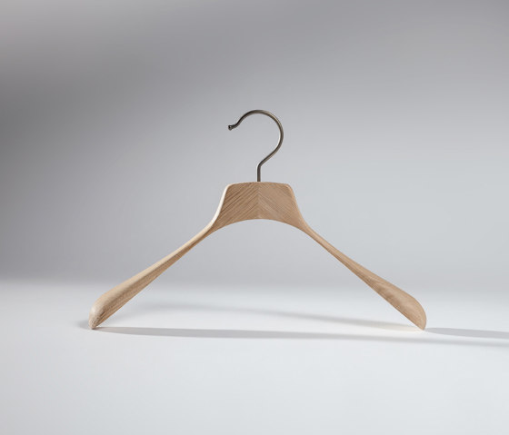 Light Design Collection - Oak Wood | Agata Hanger by Industrie Toscanini | Coat hangers