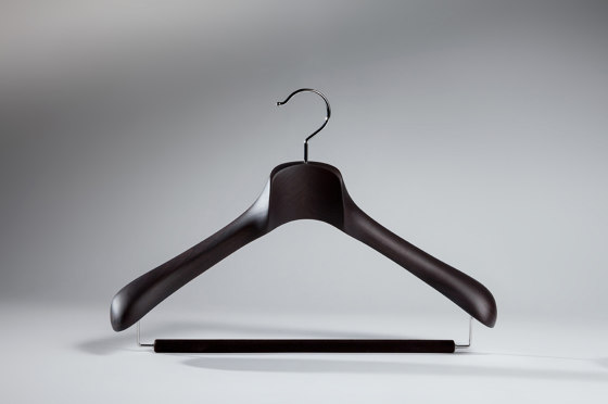 Su Misura Collection | Guglielmo Hanger by Industrie Toscanini | Coat hangers