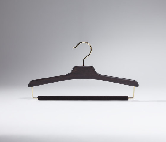 Su Misura Collection   Marcello Gonna-Pantalone Hanger by Industrie Toscanini   Coat hangers