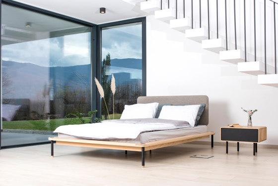 Fina bed | 160x200 de Gazzda | Camas