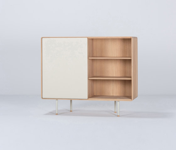 Fina dresser 118 - with door de Gazzda | Aparadores