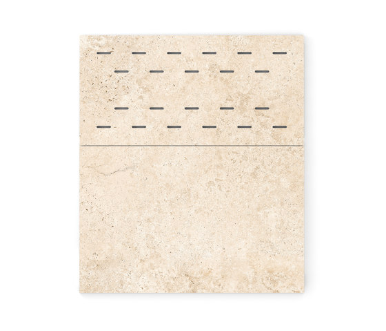 Creta Crosscut Petra de Ceramica Mayor | Baldosas de cerámica