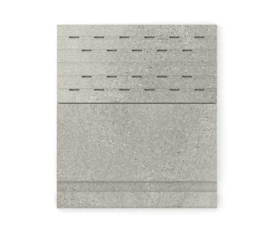 Maui Stromboli Silver by Ceramica Mayor | Ceramic tiles