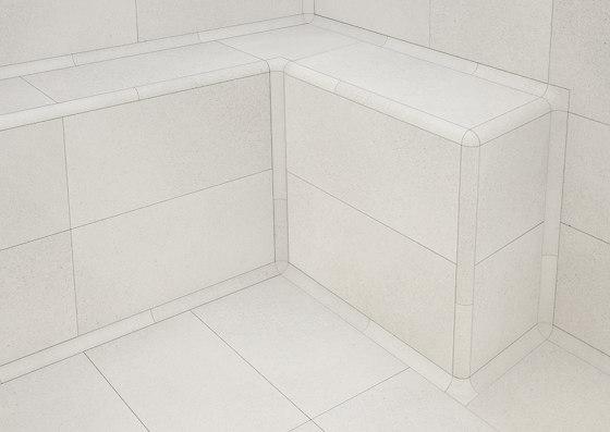 Pool Shell | Corner Solution Stromboli Light de Ceramica Mayor | Carrelage céramique