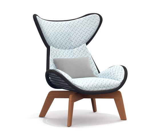 Harp Armchair by Atmosphera | Armchairs