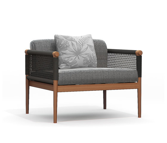 Lodge Armchair by Atmosphera   Armchairs