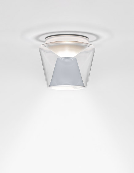 ANNEX Ceiling   reflector polished by serien.lighting   Ceiling lights