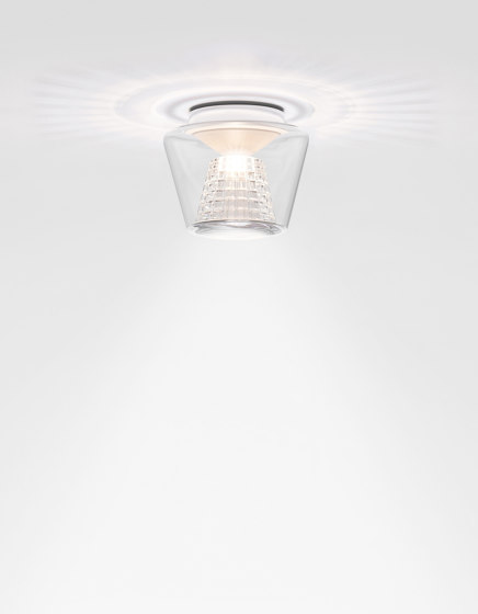 ANNEX Ceiling | reflector crystal by serien.lighting | Ceiling lights