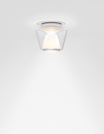 ANNEX Ceiling   reflector opal by serien.lighting   Ceiling lights