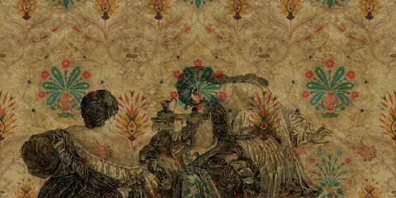 Amanti by Inkiostro Bianco | Wall coverings / wallpapers
