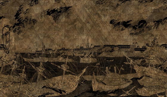 Calcutta by Inkiostro Bianco | Wall coverings / wallpapers