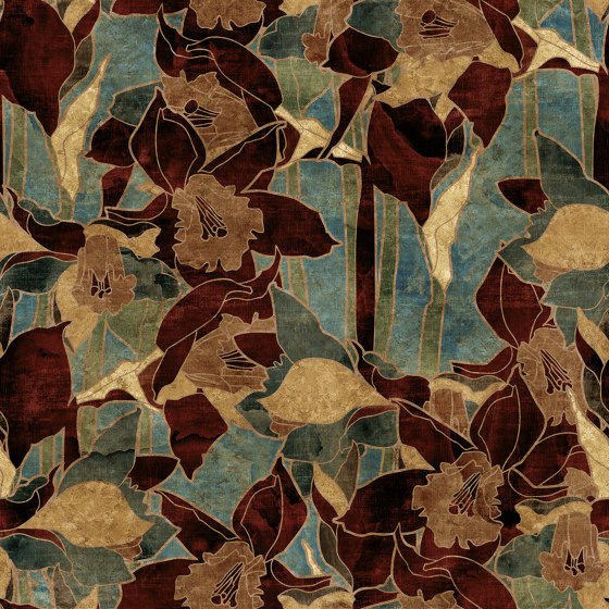 Wonderland by Inkiostro Bianco | Wall coverings / wallpapers