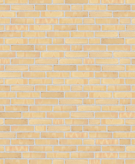Classica   RT 215 Yellow with flicker by Randers Tegl   Ceramic bricks