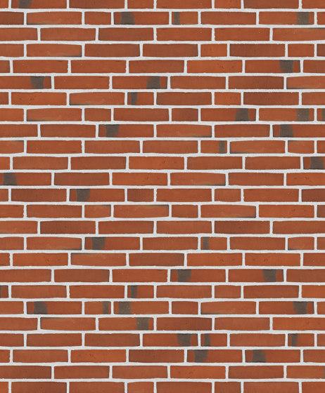 Classica   RT 406 Red/brown Kloster by Randers Tegl   Ceramic bricks