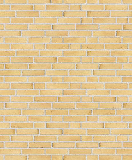 Classica   RT 410 Yellow classic by Randers Tegl   Ceramic bricks
