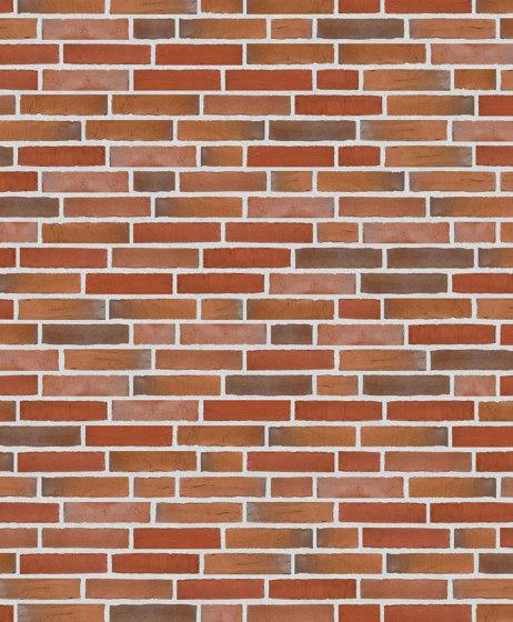 Classica | RT 436 Red/brown Kirketegl by Randers Tegl | Ceramic bricks