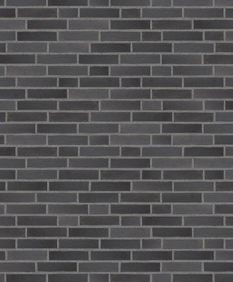 Innova | RT 601 Black rustic by Randers Tegl | Ceramic bricks