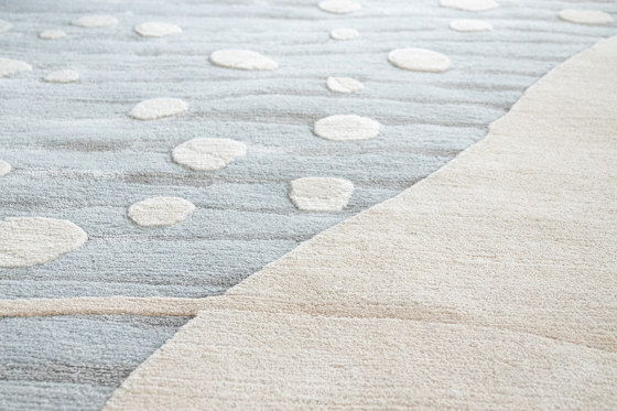 Abstraction | Composition VII by Tapis Rouge | Rugs