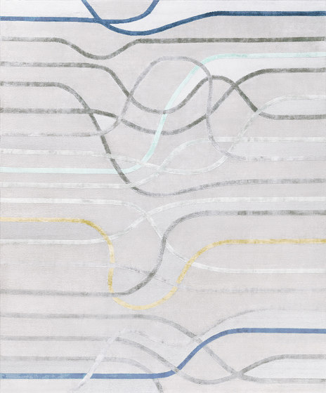 Ambiance | La Seine L`Apres Midi by Tapis Rouge | Rugs