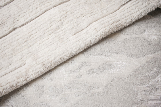Maison Six | Two White by Tapis Rouge | Rugs