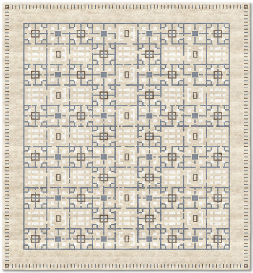 Archive   Leleu Laurel Nude by Tapis Rouge   Rugs