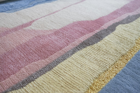 Abstraction | Composition I.I by Tapis Rouge | Rugs