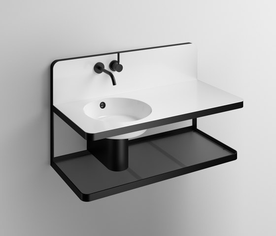 Steel19L by Alape | Wash basins
