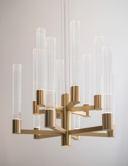 Infinity H12+1 by Ilfari   Suspended lights