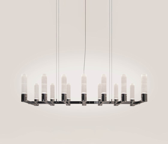 Infinity H14 by Ilfari | Suspended lights