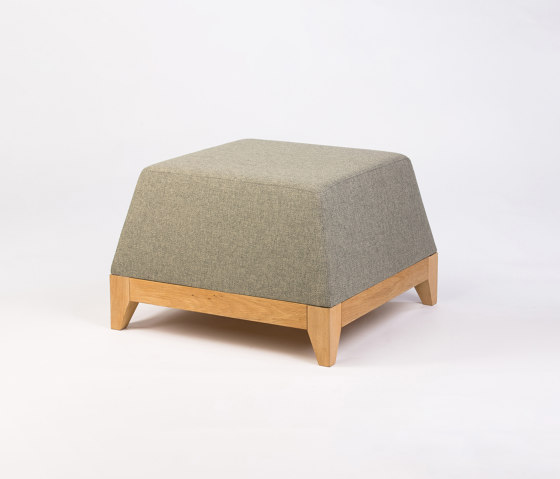 Oblique OB1 pouf by Bogaerts Label | Poufs