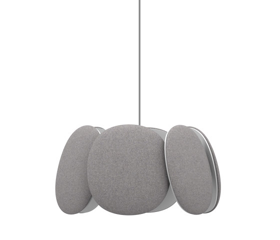 Blossom acoustic pendant lamp S by Bogaerts Label | Suspended lights