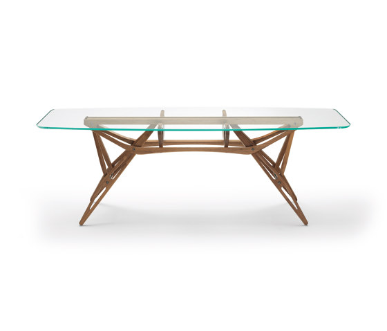 Reale | 2320 by Zanotta | Dining tables