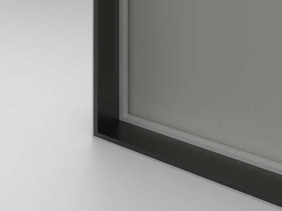 DRESSWALL Health | Freestanding Horizontal by Dresswall | Privacy screen