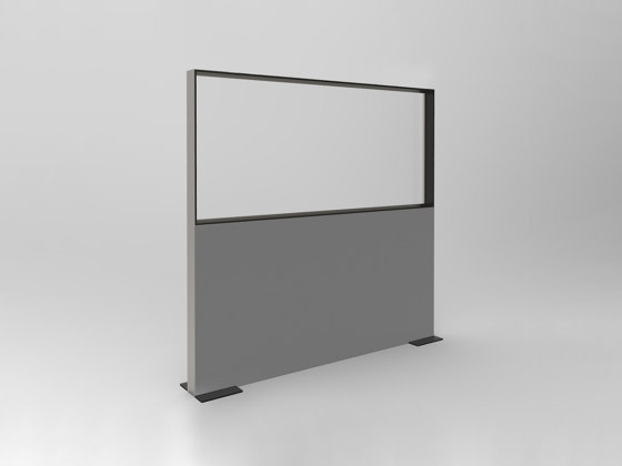 DRESSWALL Health | Freestanding Horizontal by Dresswall | Privacy screen
