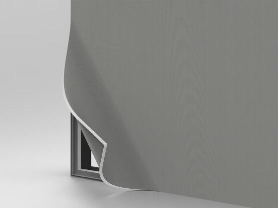 DRESSWALL Health   Suspension Vertical by Dresswall   Suspended divider