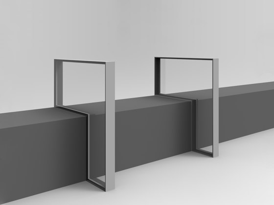 DRESSWALL Health | Table Stand L by Dresswall | Privacy screen