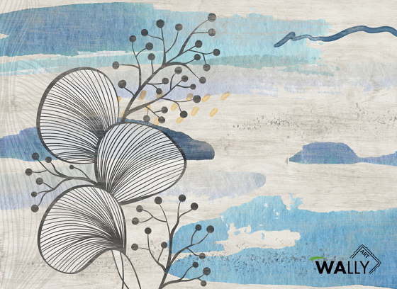 Mya by WallyArt | Wall coverings / wallpapers