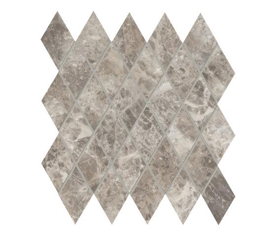 Tele di Marmo Mosaico 5X5  Breccia Braque by EMILGROUP   Ceramic mosaics