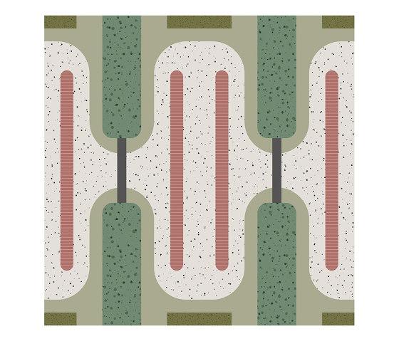 Chimera | Decoro colore bianco by FLORIM | Ceramic tiles