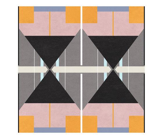 Chimera | Decoro radici grigio by FLORIM | Ceramic tiles