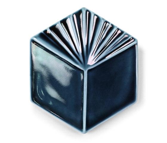 Mondego Tile Deep Blue von Mambo Unlimited Ideas | Keramik Fliesen