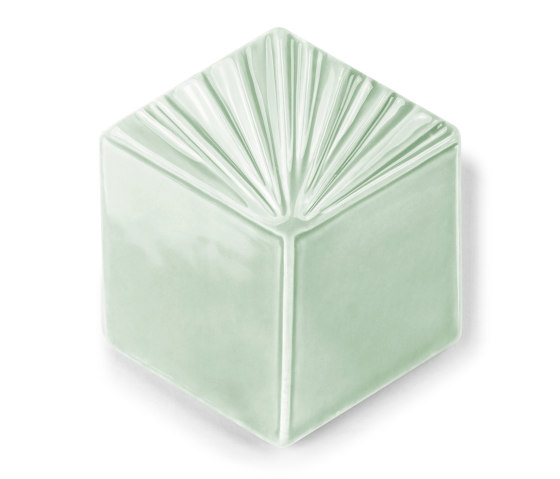 Mondego Tile Mint von Mambo Unlimited Ideas | Keramik Fliesen