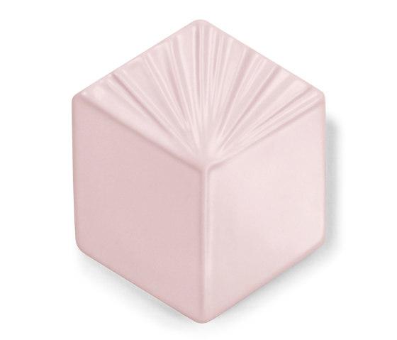 Mondego Tile Rose Matte von Mambo Unlimited Ideas | Keramik Fliesen
