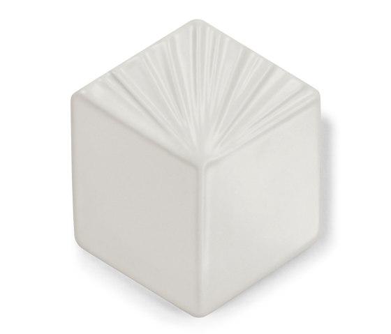 Mondego Tile White Matte von Mambo Unlimited Ideas | Keramik Fliesen
