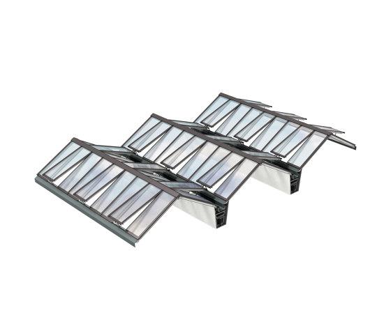 Atrium Ridgelight 5–25° by Velux Commercial | Window types
