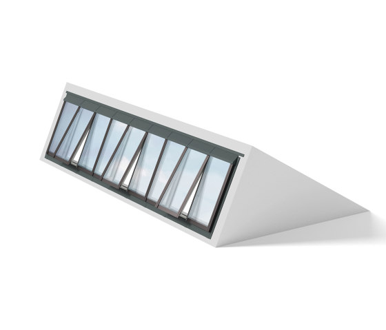 Northlight 25-90° by Velux Commercial | Window types