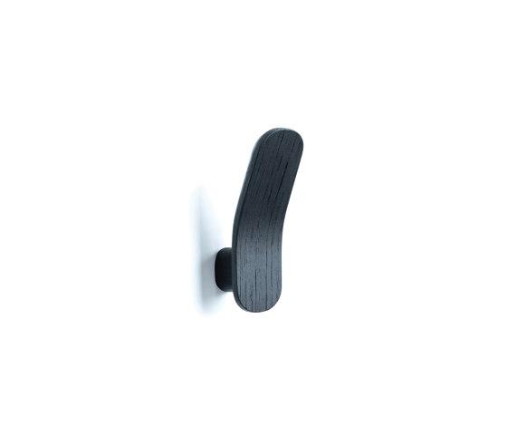 Eshaku Hook black by Caussa | Single hooks