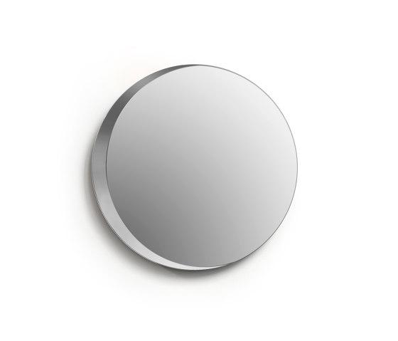 Cres Mirror clear (Ø 45 cm) by Caussa | Mirrors