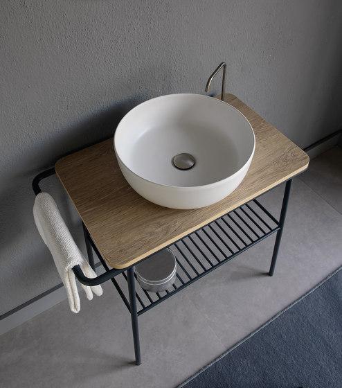 Fuji by Scarabeo Ceramiche | Vanity units