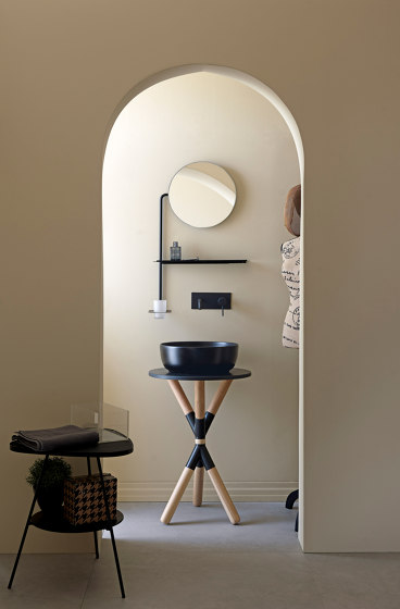 Cross by Scarabeo Ceramiche   Vanity units